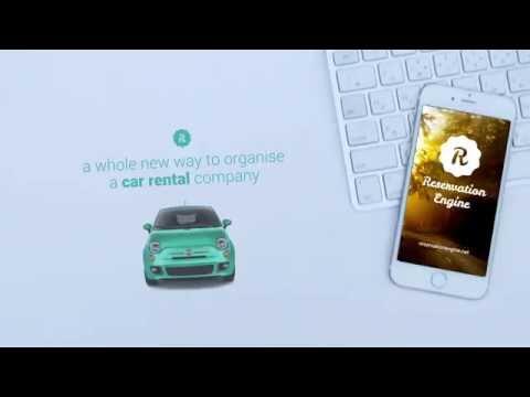 Cloud car rental software - Reservation Engine v3.0