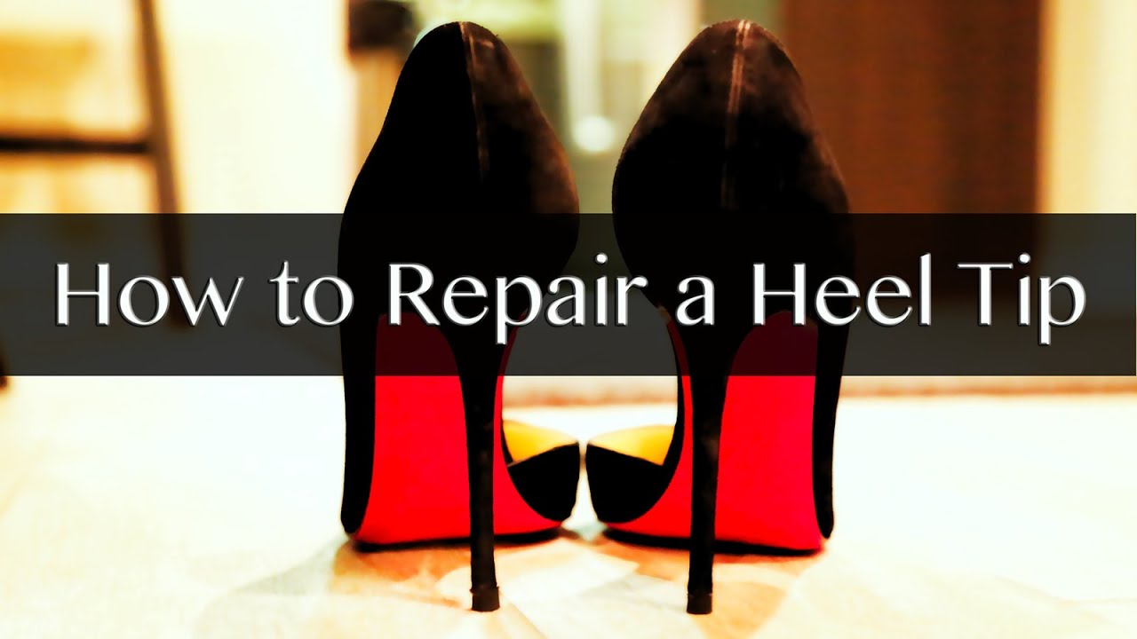 replacement heel tips for christian louboutin