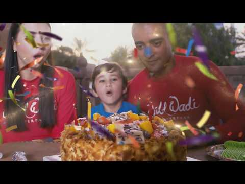 A family day at Wild Wadi Waterpark™ - Dubai