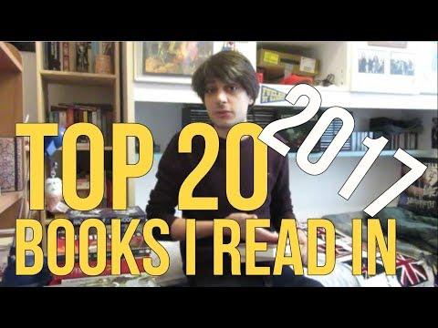 Top 20 Books I Read in 2017