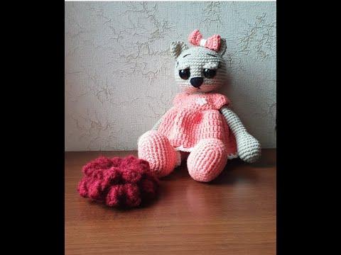 Кошечка в платье ЧАСТЬ 2