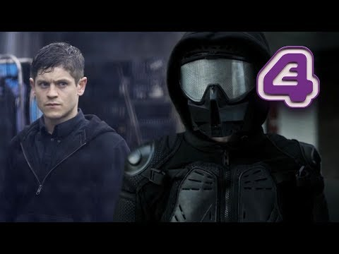 Simon's Best Superhero Moments | Misfits Series 3