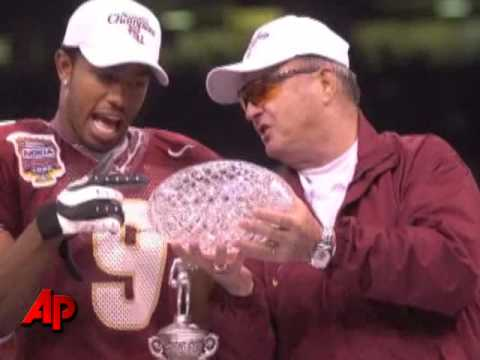 FSU's Bobby Bowden to Retire After Bowl Game