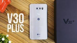 UNBOXING LG V30 Plus: 10,5 JUTA!