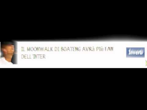 IL MOONWALK DI BOATENG AVRà PIù FAN DELLINTER FACEBOOK HD