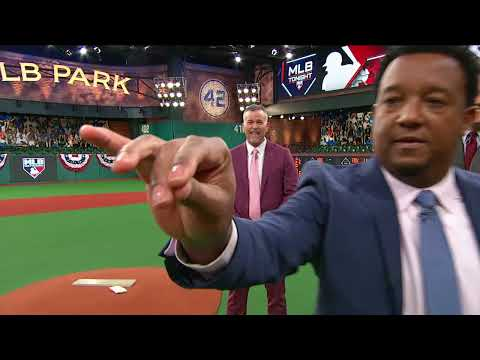 Pedro Martínez on Using the Rosin Bag to Get A Grip on the Baseball