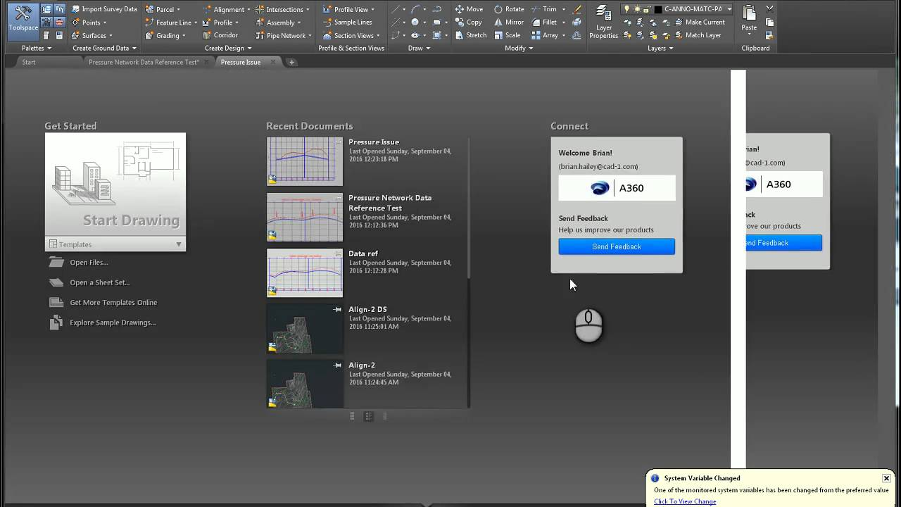 Pressure Network | Civil 3D Plus