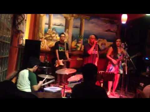Island Reggae Pohaku - Englishman In New York (cover)
