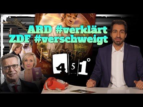 451Grad || ARD Reporter bei Herr der Ringe | ZDF rundet UN Bericht ab || 23
