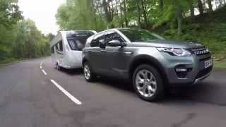 The Practical Caravan Land Rover Discovery Sport review