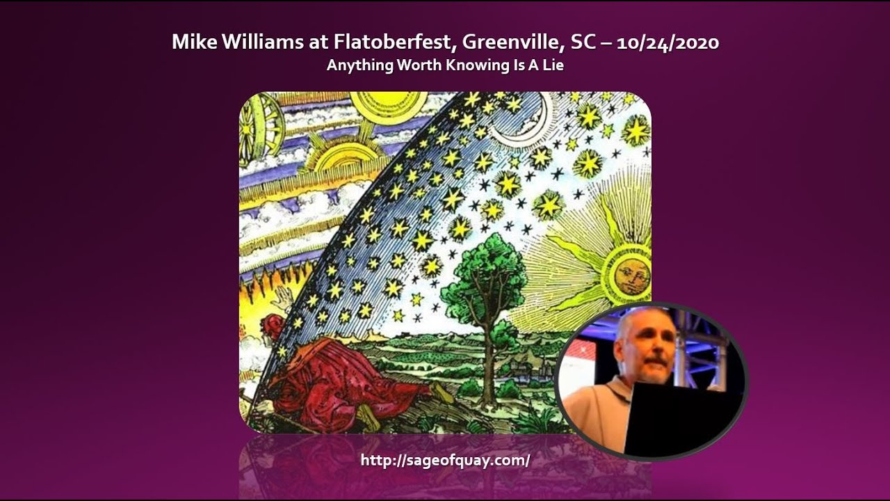 Sage of Quay™ - Mike Williams at Flatoberfest, Greenville, SC – 10/24/2020