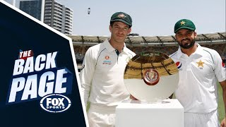 Australia V Pakistan 1st Test Preview | The Back Page