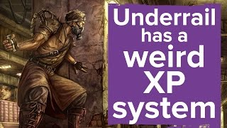 Underrail has a weird XP system