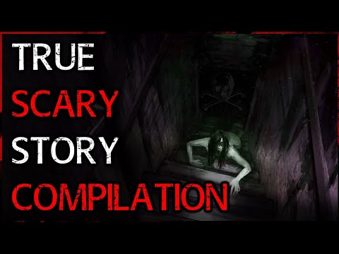 2 HOURS OF TRUE Scary Stories | Scary Story Compilation | #TrueScaryStories
