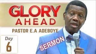 Pastor EA Adeboye Sermon  RCCG 2018 HOLY GHOST CONGRESS_ Day6