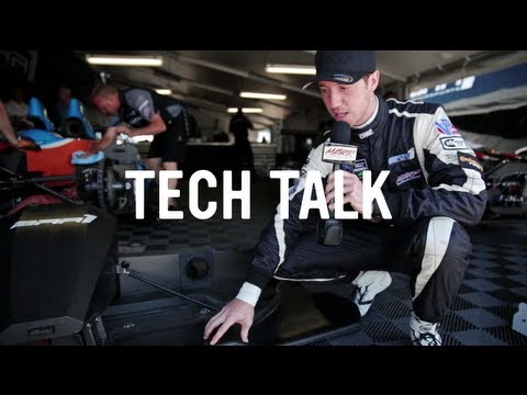 Le Mans Prototype Tech Talk