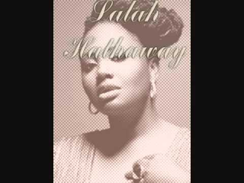 Lalah Hathaway-You were meant for me (Lyrics in Description)