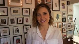 i smell great - 14 Questions with Sophia Bush
