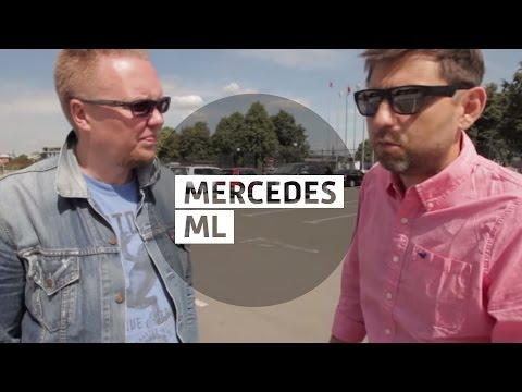 Mercedes ML - Большой тест-драйв (видеоверсия) / Big Test Drive