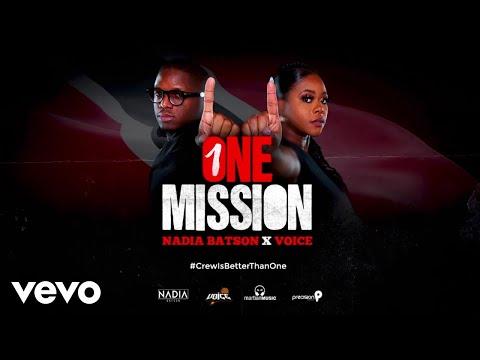 Nadia Batson, Voice - One Mission