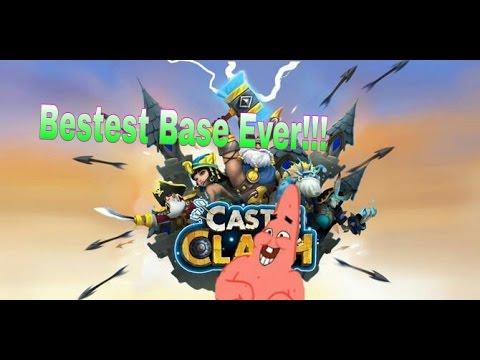 Best Castle Clash TH 13 Base (Easy Build)