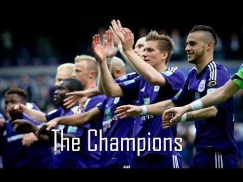 RSC Anderlecht ► The Champions | 2013-2014 |
