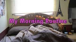 Updated Morning Routine | Sabrina Vaz
