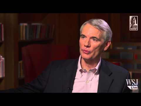 Senator Rob Portman on Republicans and Politics