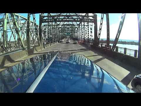 I-5 Oregon/Washington Interstate Bridge