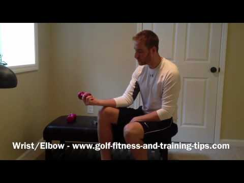 Wrist And Elbow Exercises For Golf