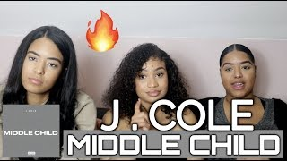 J. Cole - Middle Child (Official Audio) REACTION/REVIEW