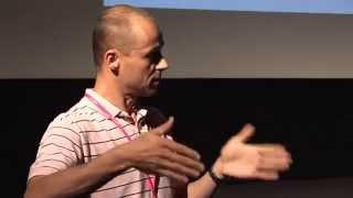 Offlajn život v online světě: Tomáš Hajzler at TEDxHradecKralove