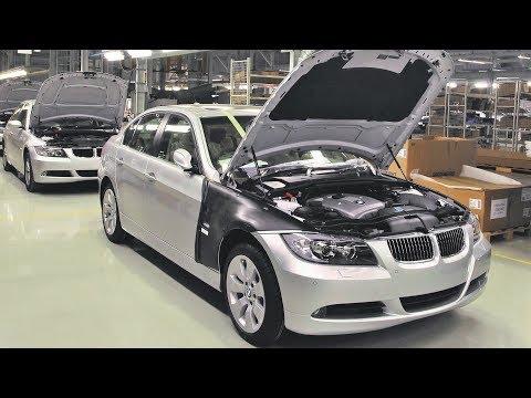 BMW 3 series E90 Production in Chennai, India