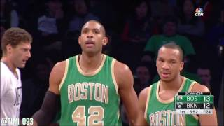Al Horford Highlights vs Brooklyn Nets (14 pts, 8 reb, 4 ast, 4 blk)