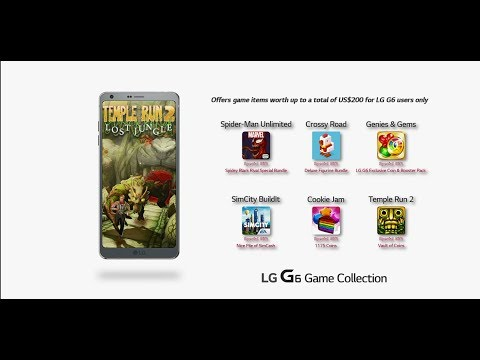 LG G6 : LG G6 Game Collection on Google Play