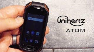 Unihertz Atom unboxing