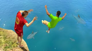 GTA 5 FUNNY MOMENTS AND FAILS COMPILATION!