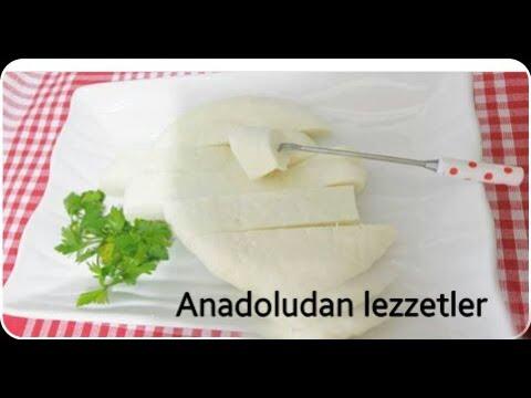 Kaynamış Sütten Ev Yapımı Peynir Rojda Sak