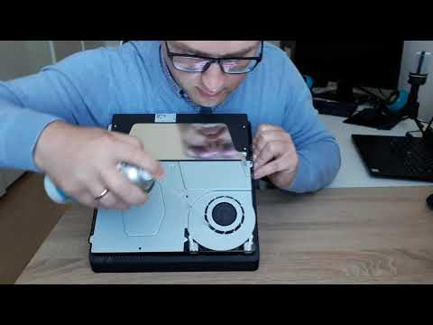 How To Clean PS4 Slim Fan To Avoid Overheating & Loud Fan - MaDz Gaming