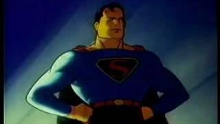 Superman March Original Cartoon Intro (2011 Remaster)