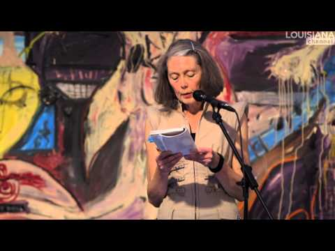 Anne Carson: Reading from Nox