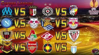 Tirage au sort Europa League!! - Lundi 11/12/17