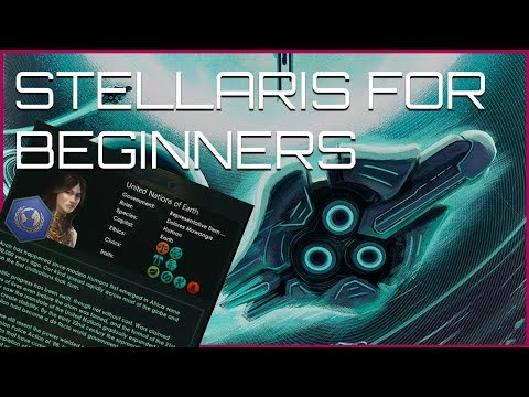 Stellaris 2.0 For Beginners - Your First 6 Years in Space