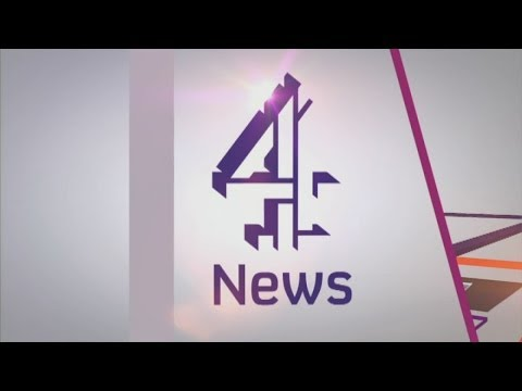 Channel 4 News at noon