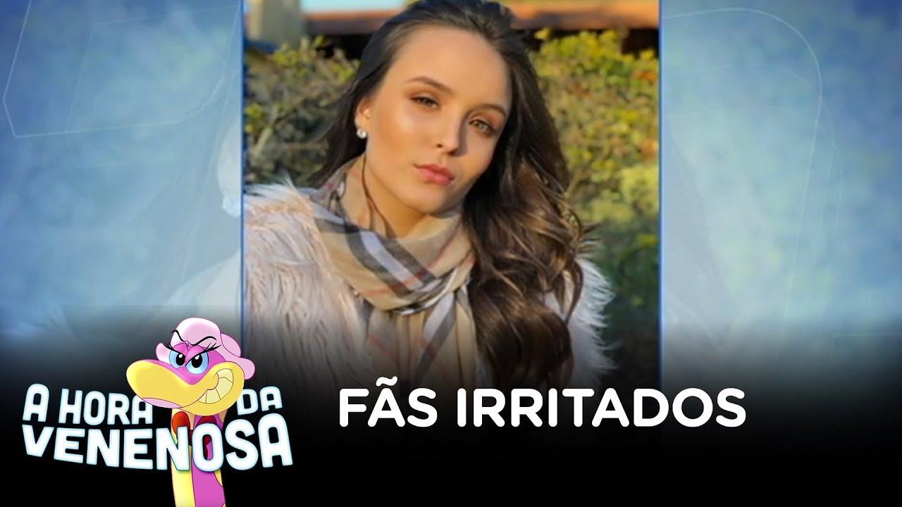 Fãs de Larissa Manoela declaram guerra à Whindersson Nunes - YouTube e90dc30f959b