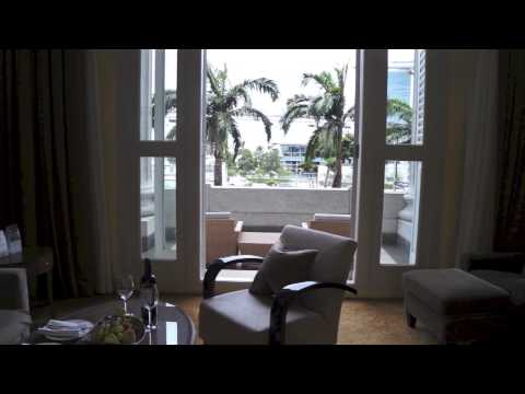 The Fullerton Hotel Singapore Staycation at Loft Suite with Suite Dreams Package