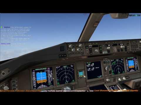 [FSX] PMDG 777-300ER | Guangzhou (ZGGG) to Beijing (ZBAA) Part 1