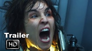trailer prometheus extended trailer charlize theron and michael fassbender iconic discovery