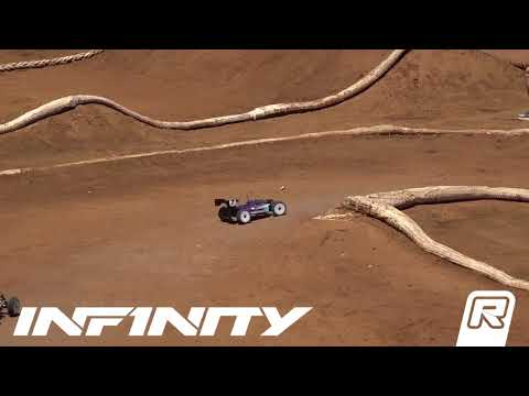 2018 IFMAR 1/8th Offroad Worlds, Perth - Qualifying Rd5 Heat 2