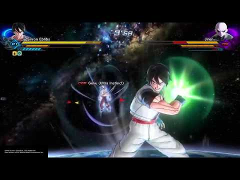 DBXV2 PQ 122 Male Human. Solo, No Items, No Mentor, No Pose